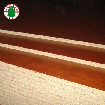 factory price Raw Chip Board / Melamine Particle Board / Waterproof Particle Board