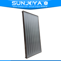 Solar Water Heater Spare Parts Flat-plate Collector Split Pressurized
