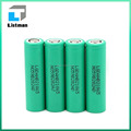 3.7V 1500mah 18650 HB2 Continuous 30A Discharge Battery for LG