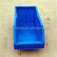 China High Quality Stackable Plastic Parts Storage Bin Boxes