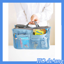 Hogift New 2015 Nylon Multifunction Make up Makeup Organizer bag