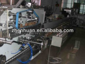 Full automatic cotton swab machine