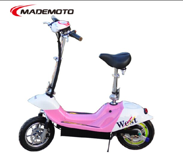 good price foldable lithium battery electric scooter with 500w motor