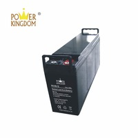 12V 180AH front terminal sealed lead acid UPS battery