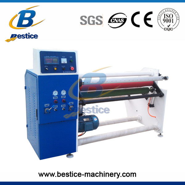 one shaft stretch film rewinder Manufacturer
