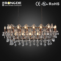 Best price table top chandeliers wedding decorations