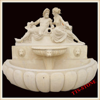 Handmade marble statue fountain for decoration