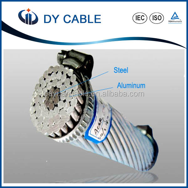 11kv high voltage electrical overhead conductor for transmission line