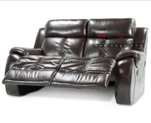 Workwell Most Popular PU Leather Luxury Recliner Massage Sofa FS-79