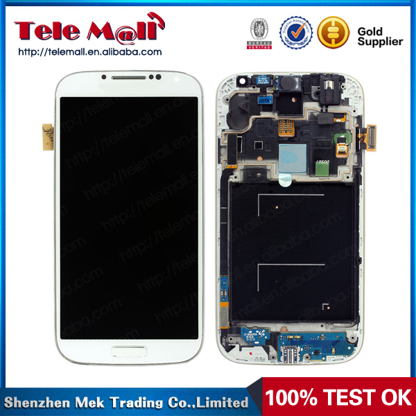 Smart phone replacement lcd for Samsung Galaxy S4 white