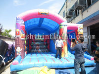 inflatable bouncer / inflatable bouncy castle for kids