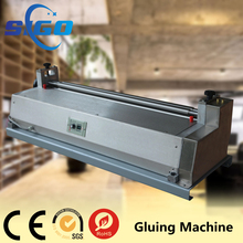 [Top 10]SG-720A Semi-automatic leather/box/small carton gluing machine