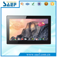 13.3 inch android 4.4 tablet lcd advertising display built in RK3188 quad core processor clocked 1.9G