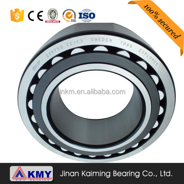 RAILWAY ROLLING BEARING 229750 C3- R505 spherical roller bearing