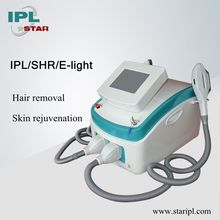 Staripl ipl opt shr for hair removal with ipl handpiece ipl filter 640nm