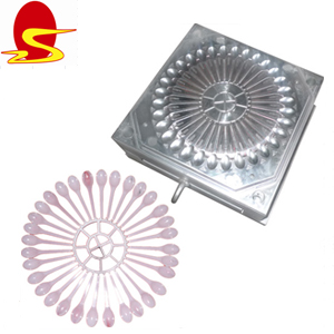 Plastic Injection Mould Spoon Mold In Plastic Injection Molding Process