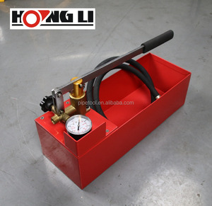HSY30-5 high pressure hand water test pump/manual test pump