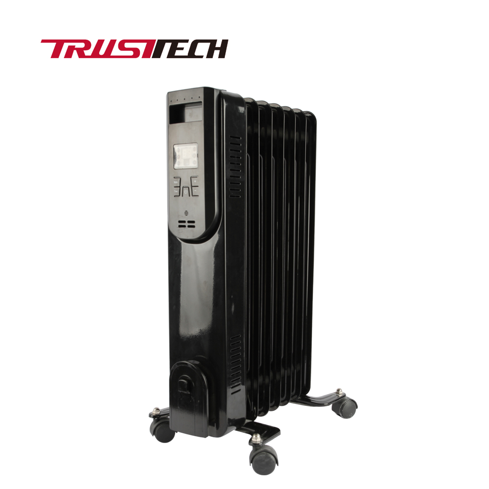 Home Use Portable Electric Oil Radiator Heater