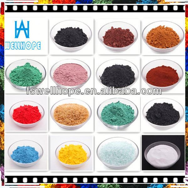 ceramic glaze color body stain color red/black/yellow/brown/blue/green pigment powder