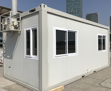 Shanghai cheap flatpack house prefab container homes for sale