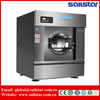 Fully automatic front loading washing machine with CE