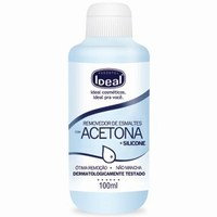 Acetone Based Remover with Silicone - 100ml