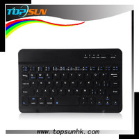 HB028 Mini Wireless Keyboard Silent Bluetooth Keyboard for Ipad Mobil Notebook Tablet PC