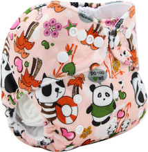 Ohbabyka washable low price Cloth Diaper with pocket for your lovely baby
