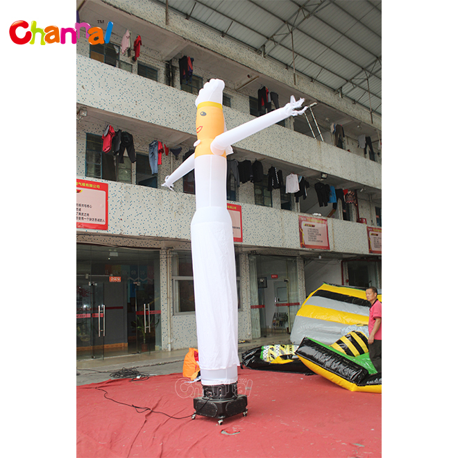 Cheap inflatable wedding bride woman air dancer toys for sale
