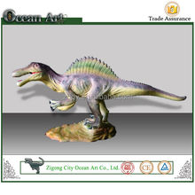 Lovely Resin Mini Dinosaur Sculpture Model for Sale