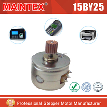 DC 5V Mini Stepper Motor 15BY25 Micro Step Motor