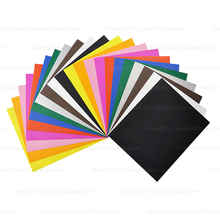 PU printable heat transfer vinyl film for design clothers