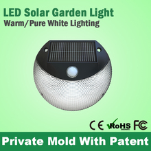 2016 New design lighthouse solar lights for garden with high quality