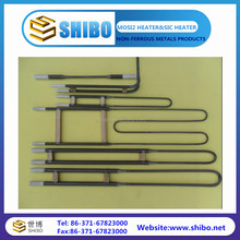 Different specification of 1700 grade 1800 grade MoSi2 heating elements