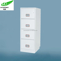 Factory funky 4 drawer metal file cabinet/spice drawer cabinet/metal drawer parts cabinet