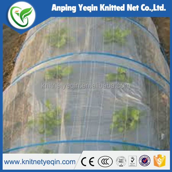 100% virgin HDPE agriculture anti insect net/insect hat net/anti insect net