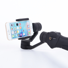 China wholesale 2017 best selling products 3 axis handheld cell phone stabilizer smartphone gimbal