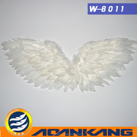good quality feather angel wing for dancing party--China supplier w-8011