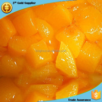 canned diced peaches for sale canned yellow peach in syrup supplier