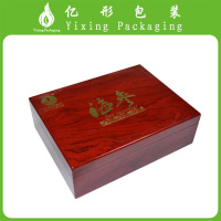 Wood frame picture paint wooden box wholesale