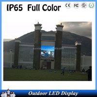 outdoor TV studio led display P4 Outdoor LED Display Screen