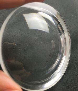 1.523 Mineral glass lens