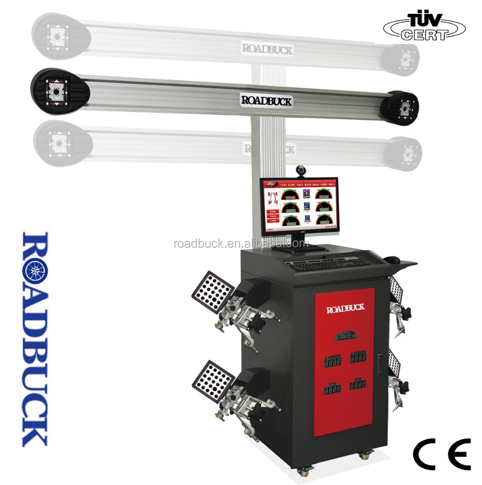 2015 new release Workshop Equipment bosch wheel alignment equipment
