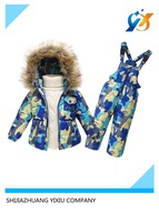 kids frozen snowsuit