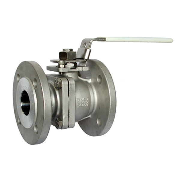 Chinese imported float type cast steel ball valve