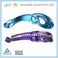 Artstar hair claw clip clam