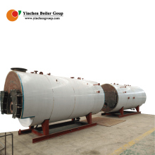 Yinchen Brand bunker oil industrial boiler steam press machine