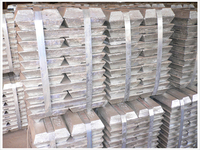 China suppliers ingot primary 99 zinc metal ingot price