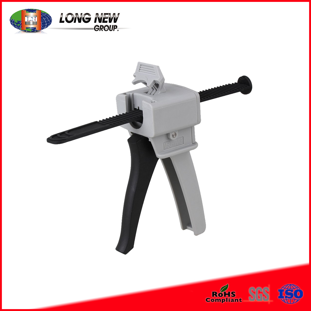 Custom Glue Epoxy Gun Plastic Parts