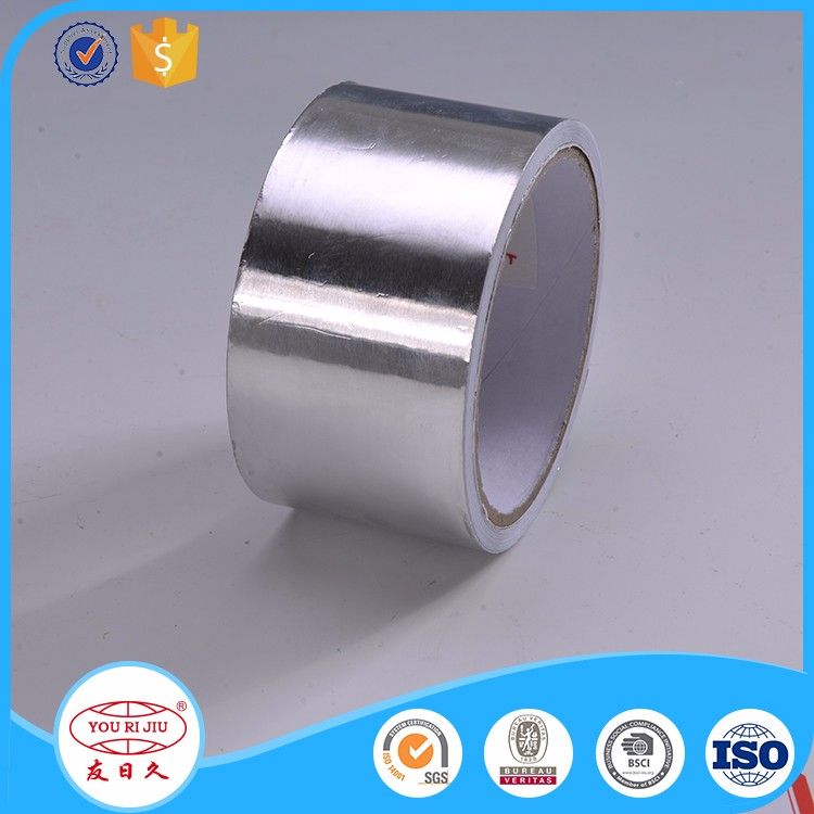 Silver Moisture-Proof Wrapping Foil Flashing Aluminum Tape